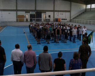 Seleção Militar da Classe 2000 – Ano 2018/2019