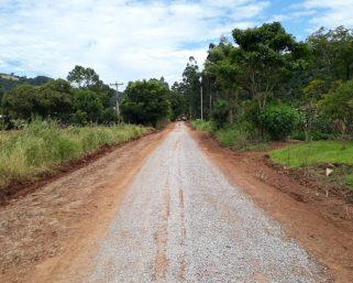 Prefeitura Recupera Estradas Afetadas Pelas Chuvas em Serafina Corrêa