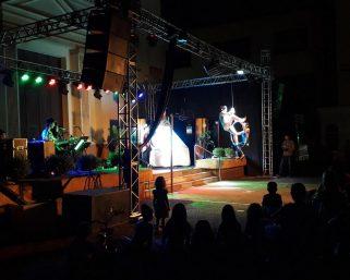 Espetáculo Natalino em Serafina Corrêa 2018