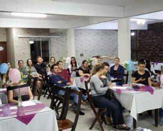 """1º módulo do Mini-curso Pré-natal da família """"A espera de uma nova vida"""" foi um sucesso!"""