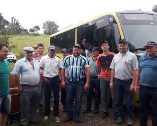 Serafina Corrêa participa de dia de Campo sobre Soja
