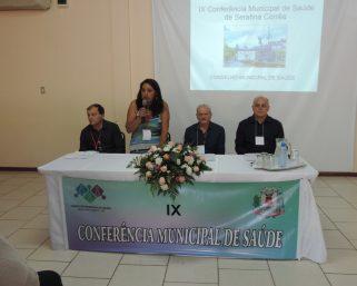 Agradecimento pela Participação da IX Conferência Municipal de Saúde