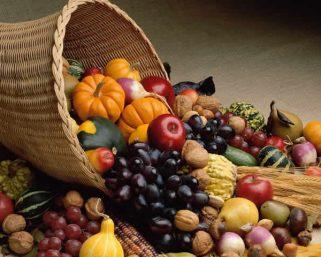 Almoço em Ação de Graças