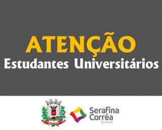 ESTUDANTES TERÃO NOVO LOCAL DE ESPERA POR TRANSPORTE