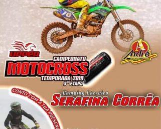 FINAL DE SEMANA TERÁ MOTOCROSS EM SERAFINA