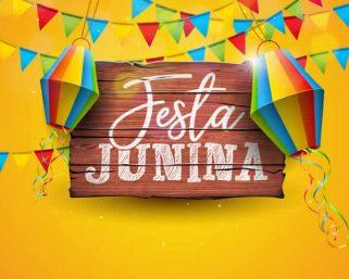 FESTA JUNINA POPULAR VAI MOVIMENTAR SERAFINA CORRÊA