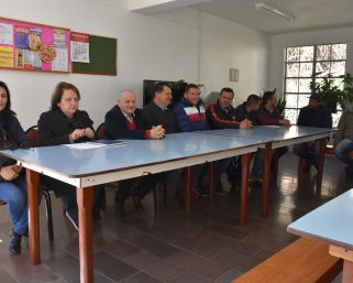 Reunião em Silva Jardim