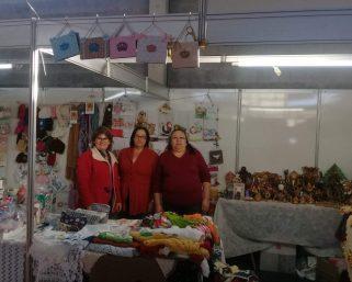 Amigos do Artesanato Linha 11 presente na 10ª Expocooperlate