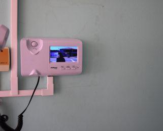Mais segurança nas escolas municipais – videoporteiros estão sendo instalados