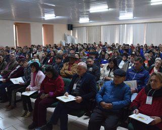 Conferência discutiu políticas de assistência no município