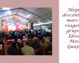 Grupos de Convivência participam da Mostra Guaporé