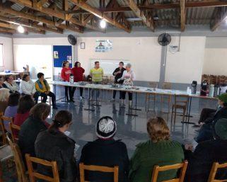 Projeto Cozinha da Vovó realiza mais um encontro de idosos