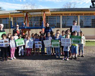 Escolas recebem material para o ensino da História e cultura africana, afro-brasileira e indígena