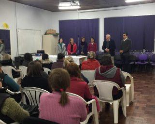 Curso de Cuidador de Idosos tem início em Serafina Corrêa