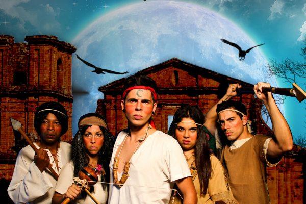 Teatro inicia a programação dos Festejos Farroupilhas em Serafina Corrêa