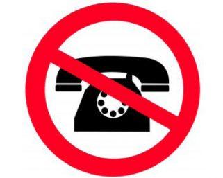 Comunicado! – linhas telefônicas do Centro Administrativo Municipal