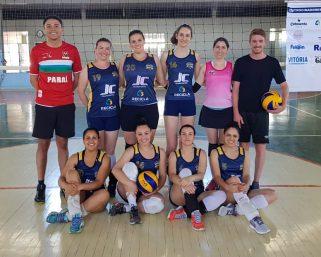 Gaúcho Voleibol é campeão invicto da II Taça Farroupilha em Paraí