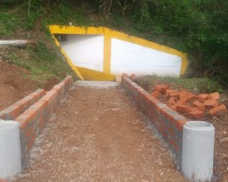Obras proporcionam melhores condições à comunidade