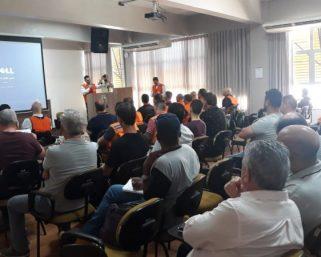 Serafina Corrêa presente na Sétima Etapa do Projeto Capacitar 2019