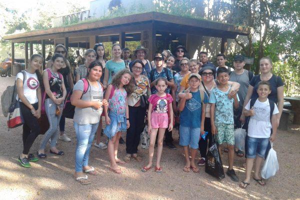 Concurso premiou alunos com viagem para a Fazenda Quinta da Estância
