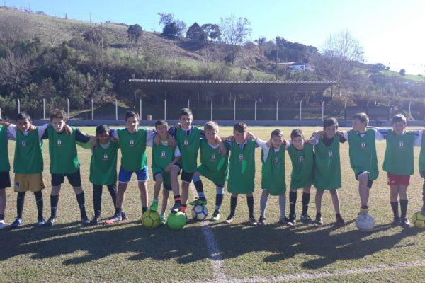 Escolinha de Futebol Bola no Pé recebe o Ipiranga de Veranópolis amanhã