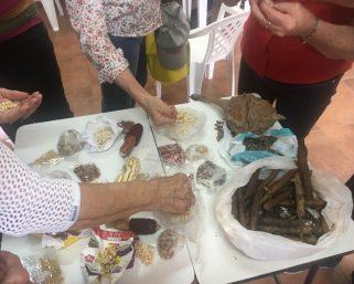Emater realiza Dia de Campo em Alimentação e Saúde com Grupos Assistidos
