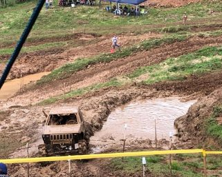 Muita adrenalina na final do Extreme RS 4×4