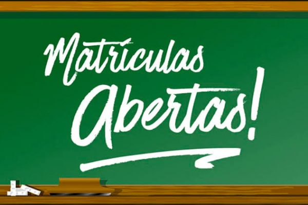 Matrículas nas Escolas da Rede Municipal iniciam hoje