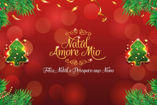 Natal Amore Mio – confira a programação