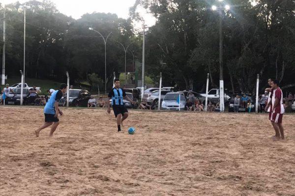 Fichas para o Campeonato Municipal de Beach Soccer já podem ser retiradas