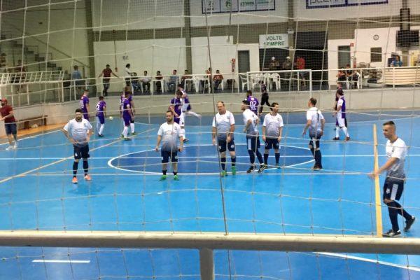 Rodada do Campeonato de Futsal antecipada