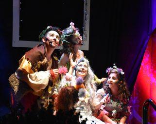 Encanto e magia marcaram a apresentação do espetáculo Mystika – Gran Espiritu em Serafina Corrêa
