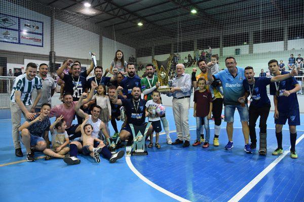 Confira os vencedores da grande final do Campeonato Municipal de Futsal 2019