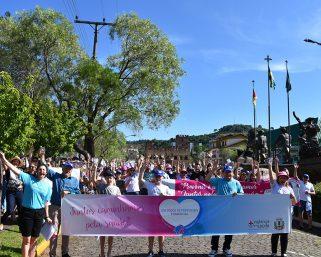 Avaliação das atividades realizadas sobre a prevenção ao câncer em Serafina Corrêa