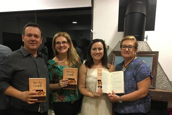 Concurso de Culinária realizado pelo Emater resulta na publicação de receita de serafinense em livro