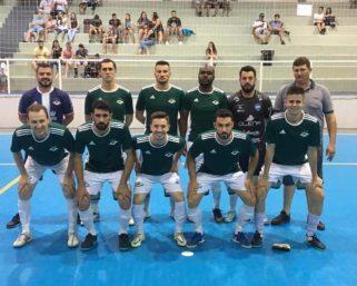 Quartas de Final do Campeonato Municipal de Futsal ocorrem no próximo sábado