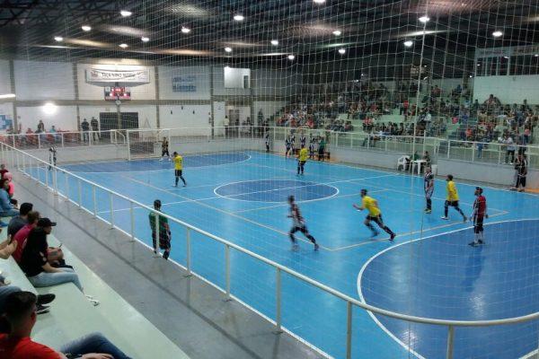 Grande final do Campeonato Municipal de Futsal 2019 acontece amanhã