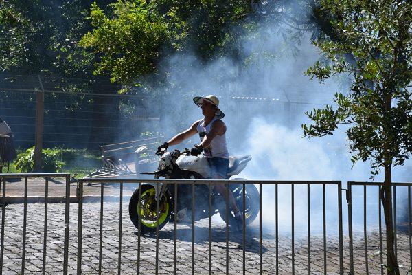 Moto Grupo Canhões da Serra em parceria com a Prefeitura Municipal realizou o 3º Encontro de Motos