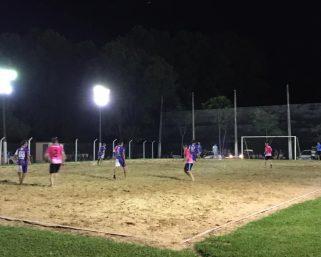 Hoje acontece a grande final do Campeonato Municipal de Futebol de Areia