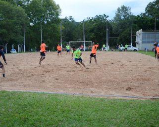 Semifinal do Campeonato Municipal de Futebol de Areia acontece hoje