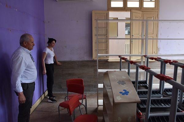 Pré-escolar Castelinho do Saber recebe melhorias