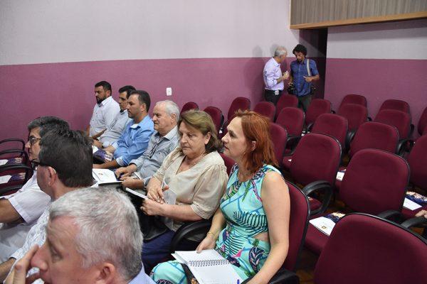 Prefeito em Exercício participou de Reunião da Amesne e da abertura da 2ª ExpoPrado