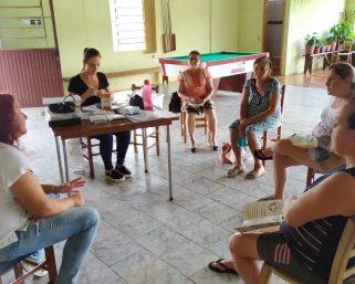 Secretaria de Meio Ambiente realizou palestras para os grupos de Hiperdia