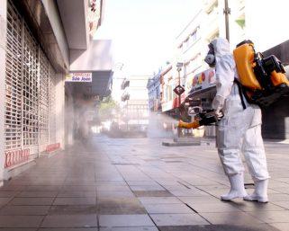 Primeira etapa de sanitização será realizada amanhã em Serafina Corrêa