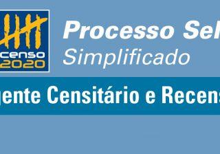 IBGE abre vagas para Agentes Censitários e Recenseadores