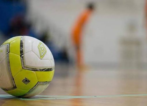 Seleção para disputa da 10ª Copa Regional de Futsal Sub 17 acontece no próximo dia 21