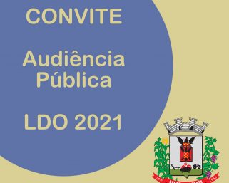AUDIÊNCIA PÚBLICA – LDO 2021