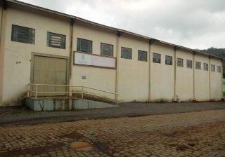 Nova cobertura para o Ginásio Municipal de Silva Jardim