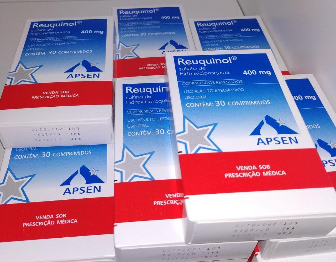 Prefeitura de Serafina Corrêa adquiriu medicamentos para o tratamento da COVID-19