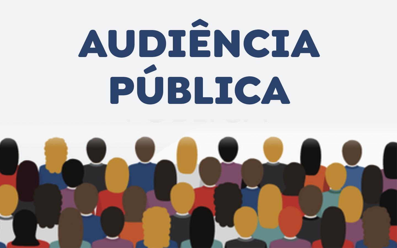 Audiência Pública – Apresentação do PPA e Relatório quadrimestral da Saúde